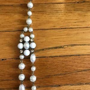 Forever 21 Jewelry - F21 Pearl Costume Necklace